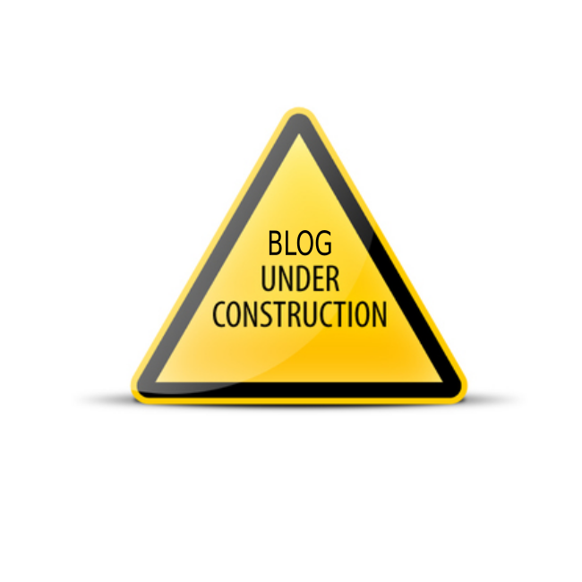 Blog Under Constraction