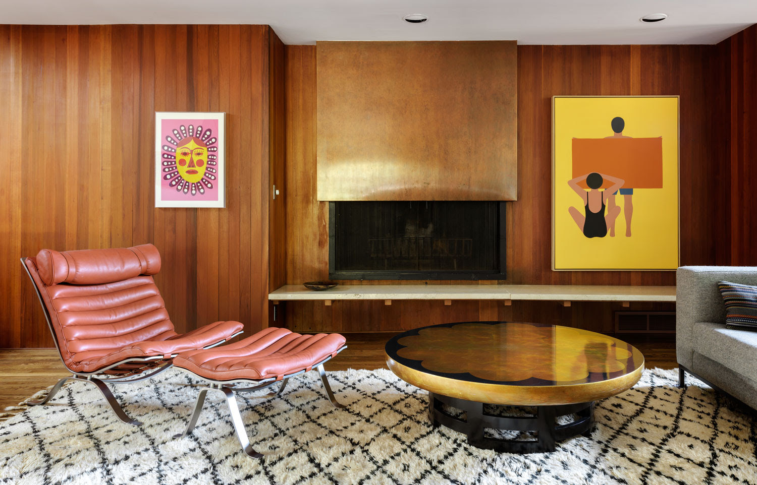 1950's Portland House Remodel by Jessica Helgerson. - A Look At 1950′s Interior Design Art Nectar