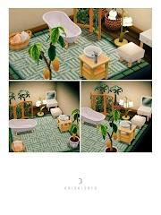 Animal Crossing Pocket Camp Bathroom Ideas