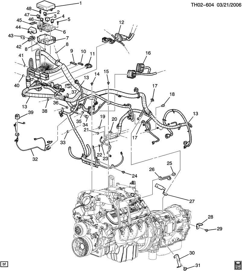 Lly 66 Duramax Engine Diagram - Wiring Diagram Schemas