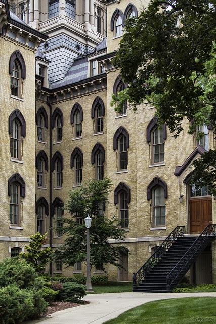 Notre Dame Main Building