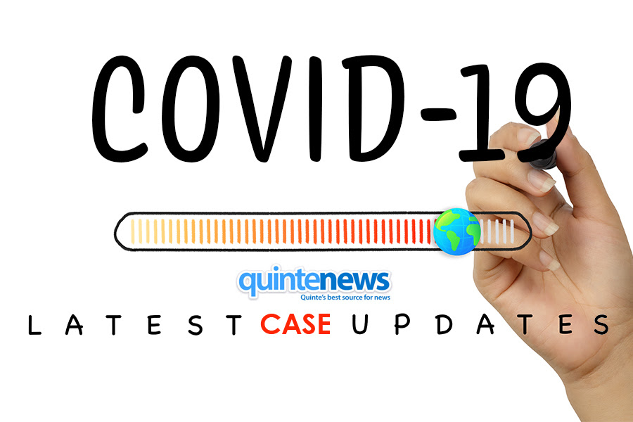 Thursday COVID update – two more outbreaks