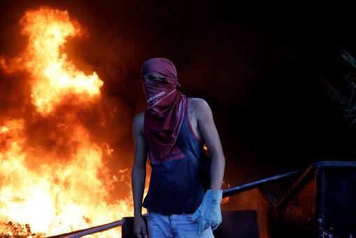Suman 80 la cantidad de muertos, bajo los números de la Fiscalía venezolana, tras las manifestaciones violentas iniciadas en el  mes de abril.
