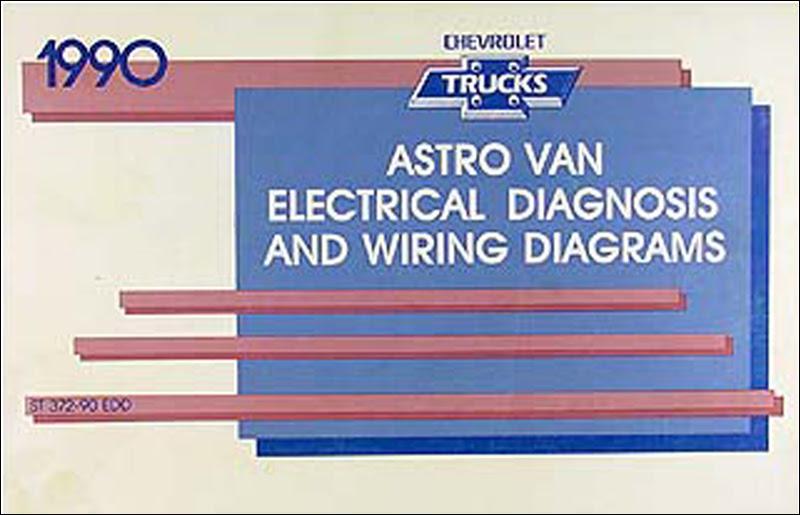 Chevy Astro Van Alternator Wiring Diagram