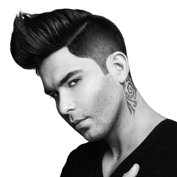 Männer Haartrends 2015 Ajoure Mende