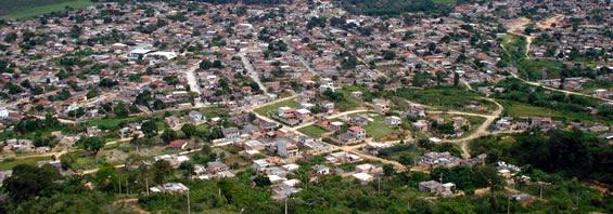 Cidade de Ribeirão das Neves