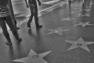 Los Angeles - Walk of Stars