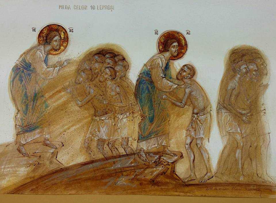 Αποτέλεσμα εικόνας για cei zece leprosi