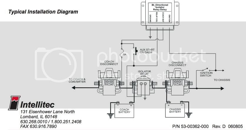 29 Rv Battery Disconnect Switch Wiring Diagram
