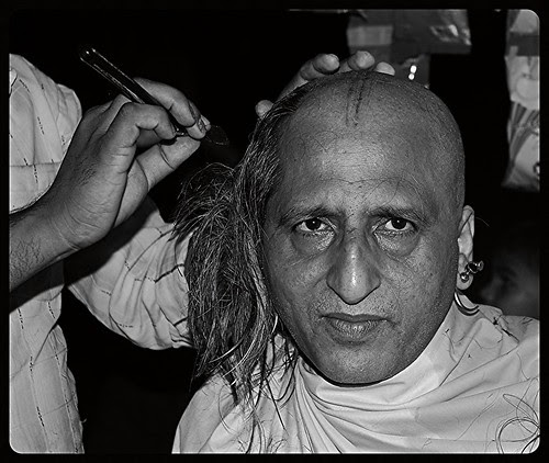 On my Baldness by firoze shakir photographerno1