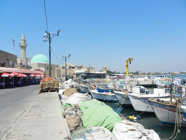 Акко. 800-летный порт