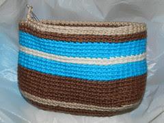 Crocheting..