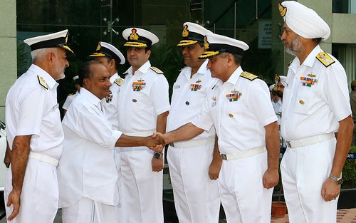 NAVAL COMMANDERS' CONFERENCE - 2012 by Chindits