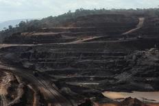 Mina Ferro Carajás, da Vale, em Parauapebas, no Pará. 29/05/2012 REUTERS/Lunae Parracho