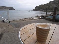 Saturday cappuccino