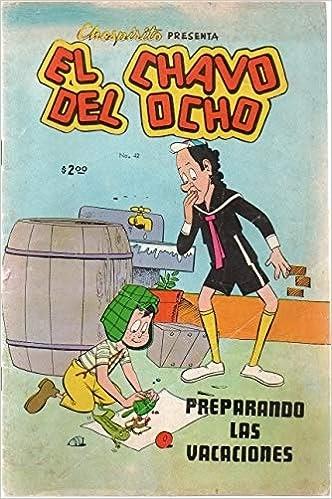 El Chavo Del Ocho Comic