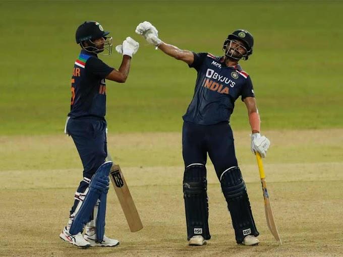 2nd ODI: Deepak Chahar scripts India's series-sealing win over Sri Lanka