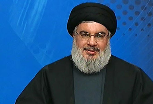 Hizbullah Secreatry General His Eminence Sayyed Hassan Nasrallah H