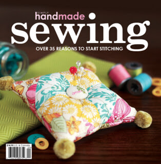 Simply Handmade Sewing Magazine