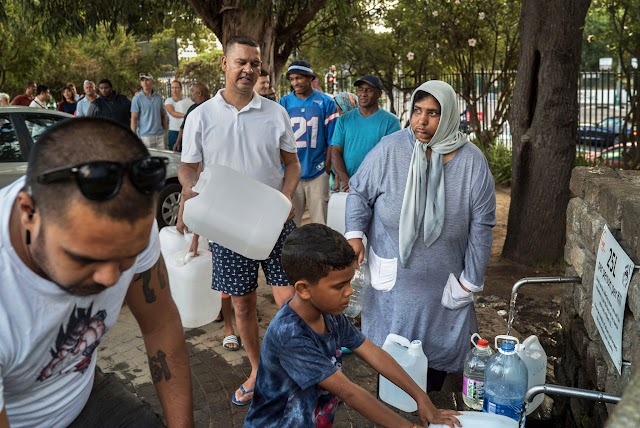 Dangerously Low on Water, Cape Town Now Faces 'Day Zero'