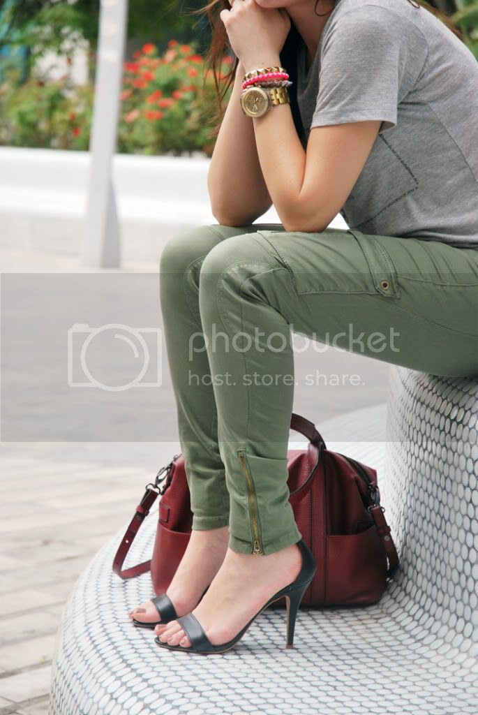 Pantalones Cargo 3