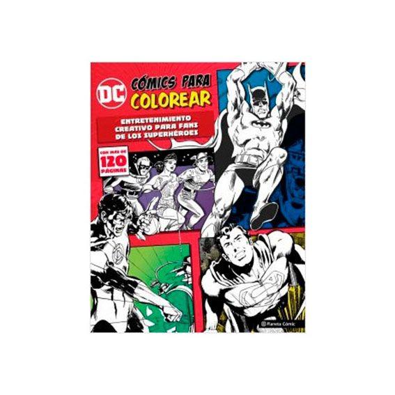 Dc Comics Para Colorear Superheroes Y Wonder Woman Stafmagazine