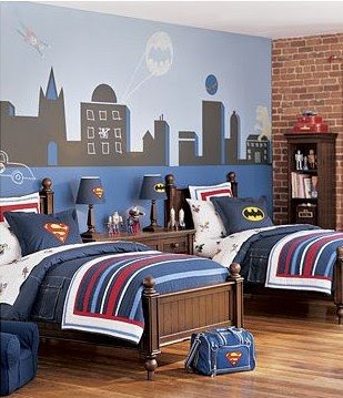 Room Decorating Ideas on Creative Themes For Decorating A Boys Bedroom