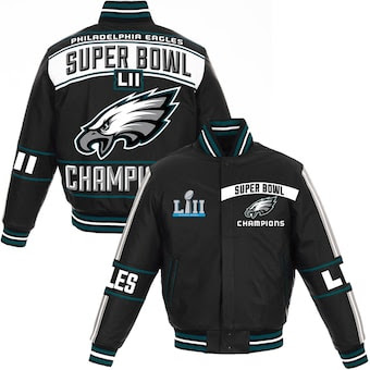 Philadelphia Eagles Super Bowl LII Champs Mens Gear, Shirts, Clothing, Merchandise  NFLShop.com