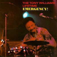 Tony Williams, Emergency