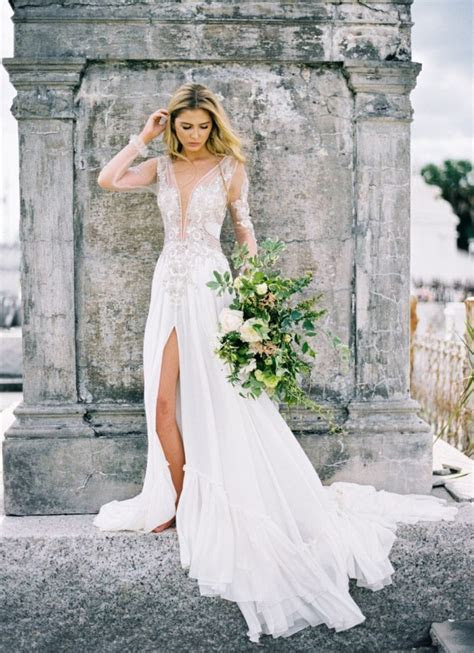 5 modern wedding dresses guaranteed to bring the ?WOW? factor