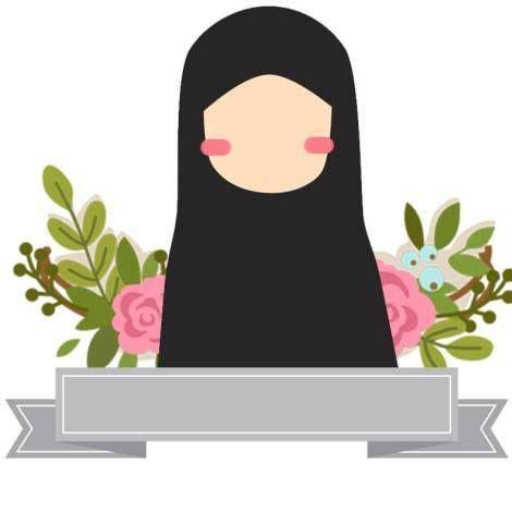 gratis  desain avatar muslim  muslimah versi