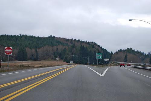 US 101 @ SR 104