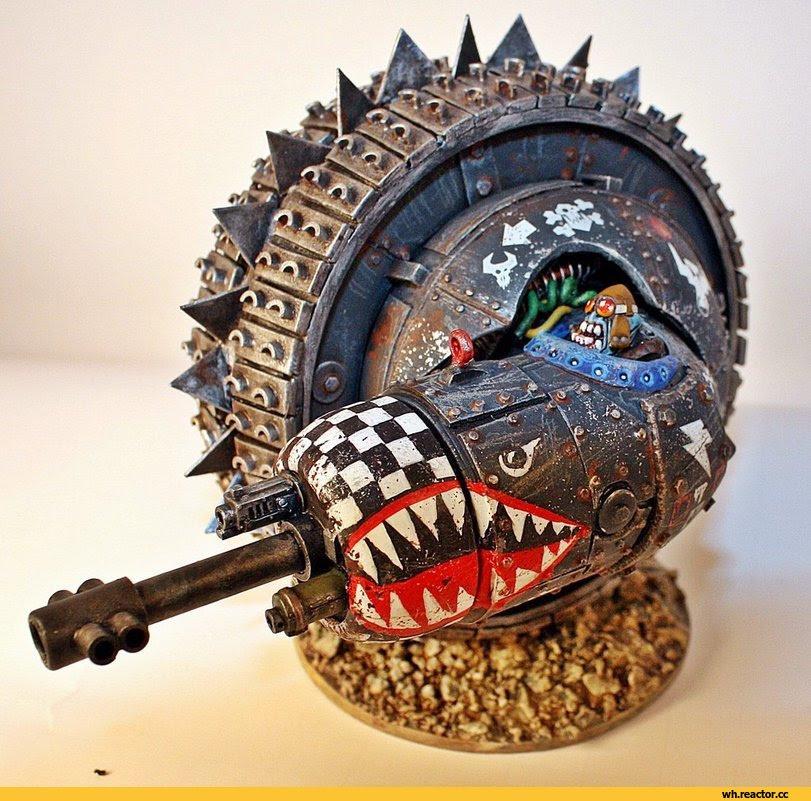Warhammer 40000,warhammer40000, warhammer40k, warhammer 40k, ваха, сорокотысячник,фэндомы,Miniatures (Wh 40000),Orks