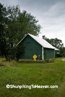 Farm Sheds, Dane County, Wisconsin