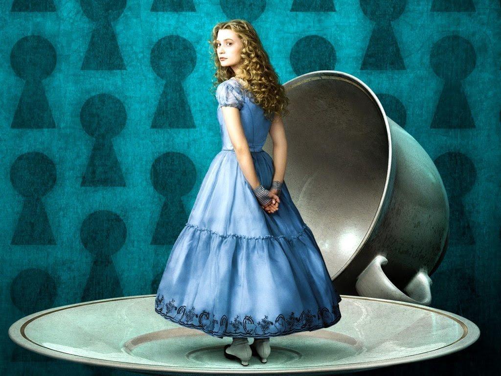 Alice In Wonderland Wallpaper Tim Burton Wallpaper 18698660