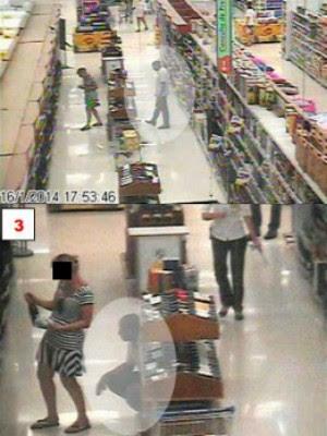 No celular, foram encontradas filmagens de outras vítimas (Foto: Polícia Civil/Divulgação)