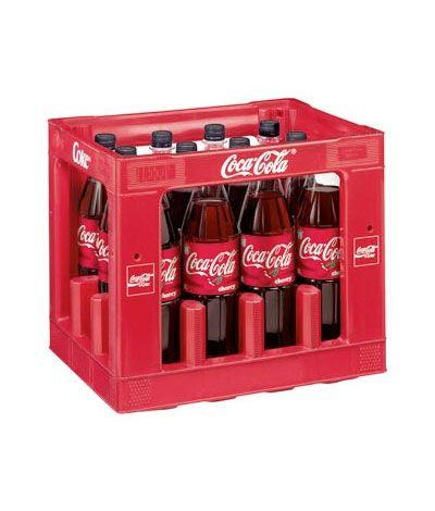 Cola Kiste Maße
