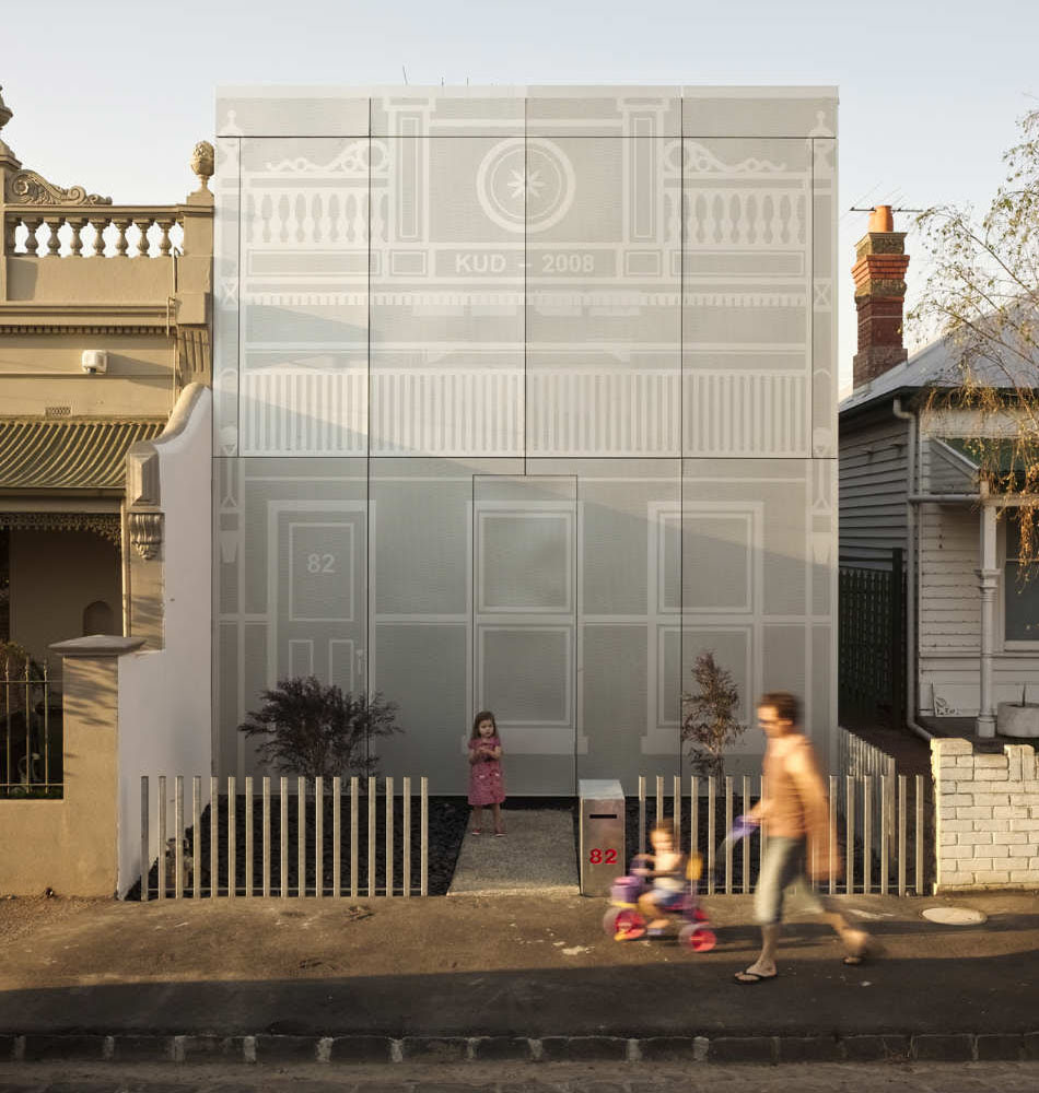 Contemporary Façade Romanticizes Victorian And Edwardian Houses ...