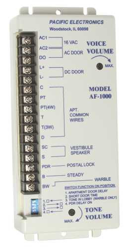 Wiring Diagram  35 Pacific Intercom Wiring Diagram