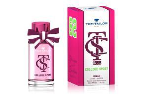 Tom Tailor College Sport Woman 50 ml