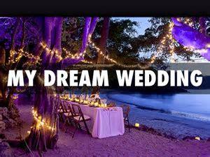 My Dream Wedding by Savannah Blackwell