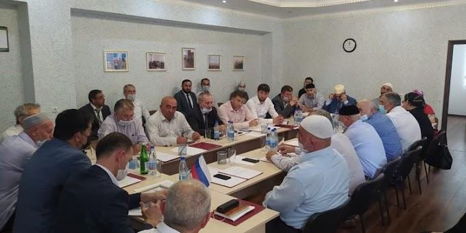 Председателем Общественной палаты Ингушетии избран Ибрагим Картоев