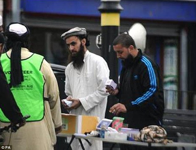 Irfan Naseer, Irfan Khalid and Ashik Ali held table top sales in Birmingham where the cash raised would be secretly siphoned off to pay for trips to Pakistan