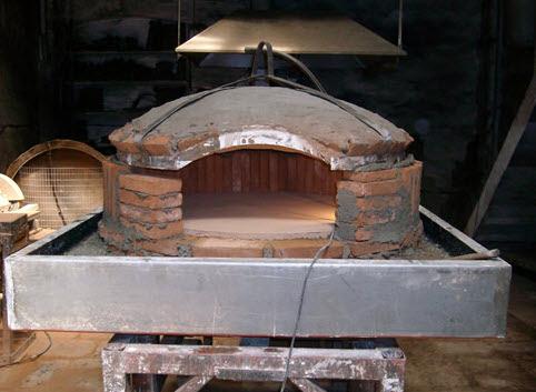 Bomboniere uncinetto battesimo costruzione forno a legna per pizza - Forno pizza casa legna ...