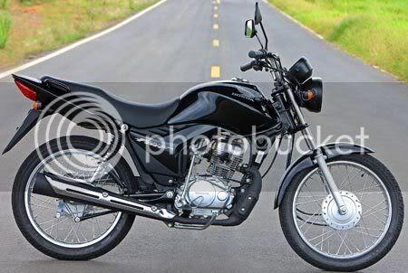 Nova Honda CG Fan 2009
