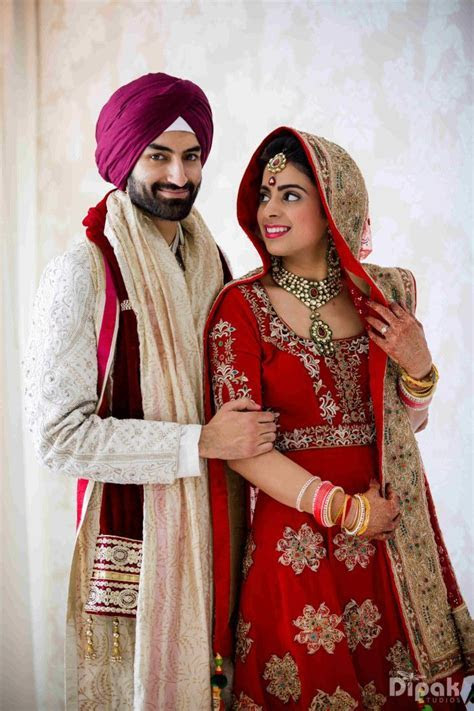 63 best images about Punjabi Wedding on Pinterest   Couple