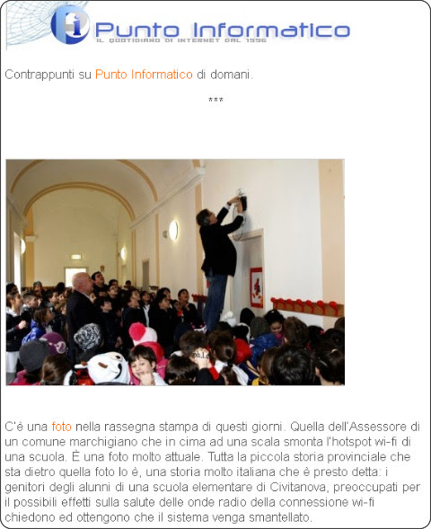 http://www.mantellini.it/2014/02/02/anteprima-punto-informatico-387/