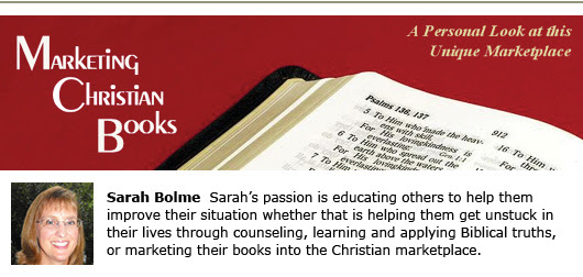 Marketing Christian Books blogs for self publishers