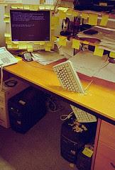 office keyboard