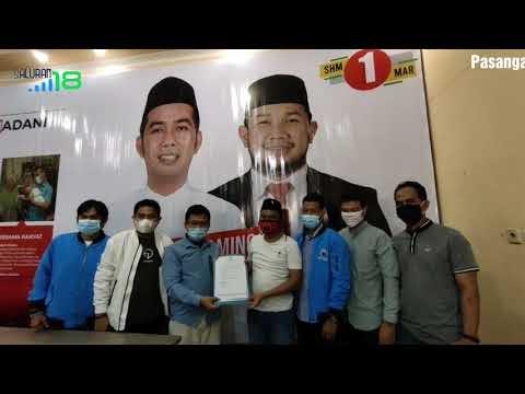 Partai Gelora Gabung Pasangan SHM-MAR #27/09/20